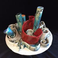 Claudia Luque Studio - 314_Claudia_Luque_Sea_Pipes_400_Stoneware