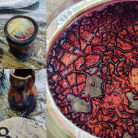 Claudia Luque Studio - magic raku